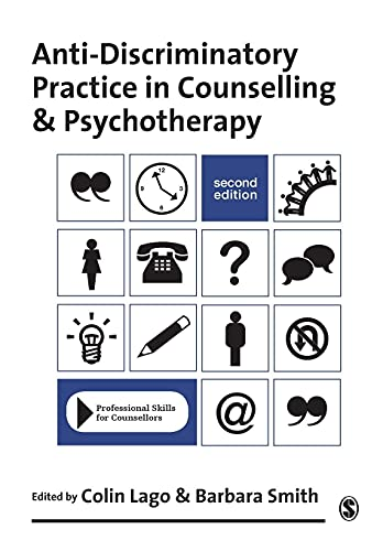 9781848607699: Anti-Discriminatory Practice in Counselling & Psychotherapy (Professional Skills for Counsellors Series)