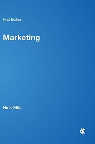 9781848608771: Marketing: A Critical Textbook