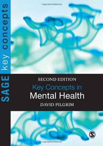 9781848608795: Key Concepts in Mental Health (SAGE Key Concepts series)