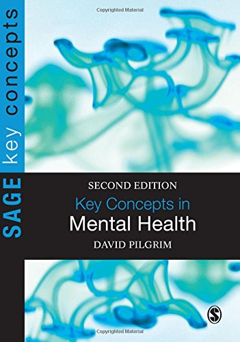 9781848608801: Key Concepts in Mental Health (SAGE Key Concepts series)