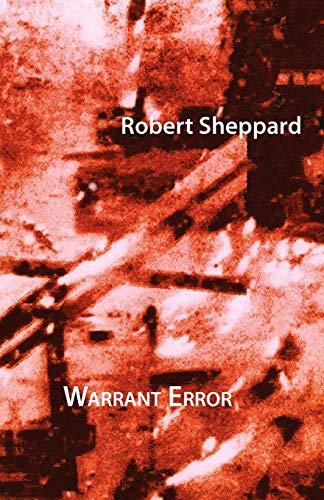9781848610187: Warrant Error