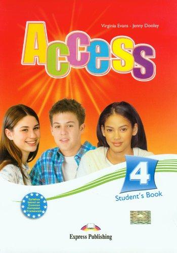 9781848620308: Access 4 Student's Book (international)