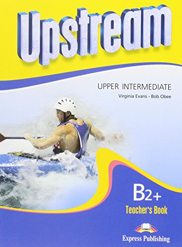 9781848620834: Upstream Upper Intermediate B2+ Teacher's Book