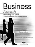 9781848621381: Business English Marketing and Sales Authentic Esp Materials for the Multi-level Teacher's Book