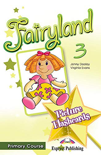 9781848621503: Fairyland 3 Primary Course Picture Flashcards