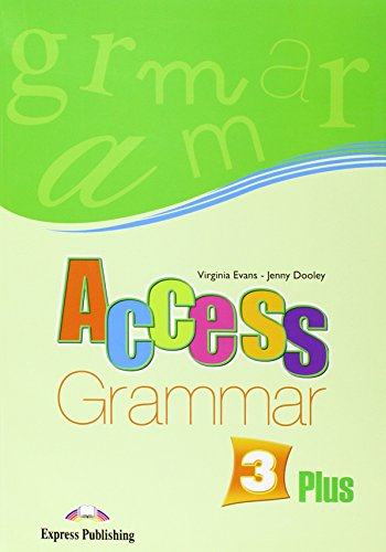 9781848621961: Access 3 Grammar Book Plus (international)