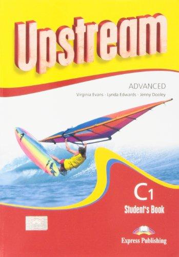 9781848622401: Upstream Advanced C1 Student's Book