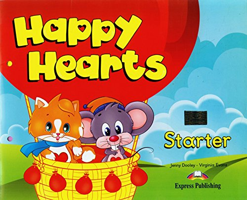 9781848623361: Happy Hearts Starter Pupil's Book