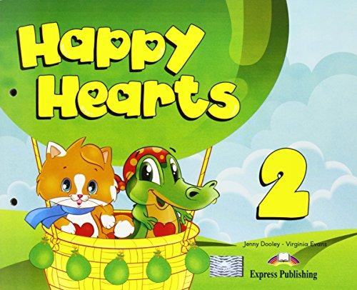9781848623385: Happy Hearts 2 Pupil's Book