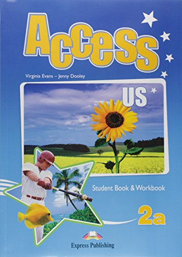 9781848623507: Access US 2a Student's Book & Workbook