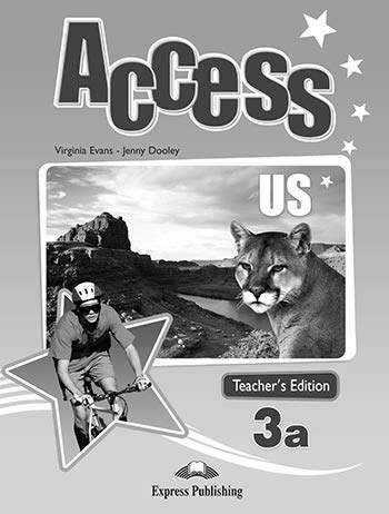 9781848623613: Access US 3a Teacher's Book