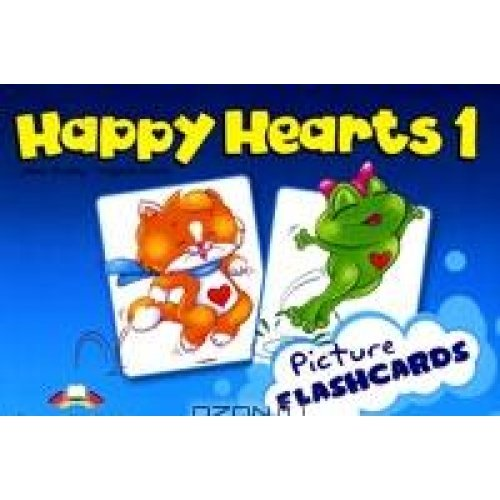9781848625174: Happy Hearts US 1 Picture Flashcards