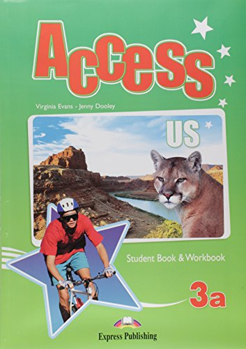9781848625396: Access US 3a Student's Book & Workbook with Cd