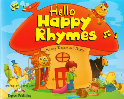 9781848625501: Hello Happy Rhymes Pupil's Pack 2