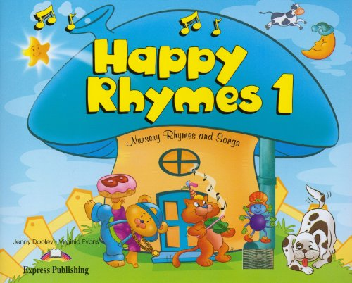 9781848625518: Pupil's Pack: Happy Rhymes 1. E.I. 4
