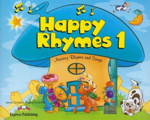9781848625518: Happy Rhymes 1 Pupils Book International