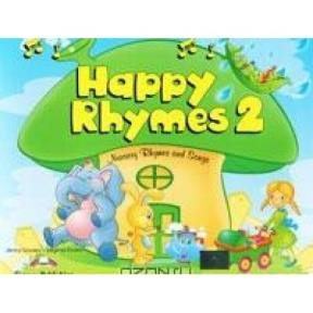 Happy Rhymes 2 Pupils Book (international) (9781848625563) by Jenny Dooley