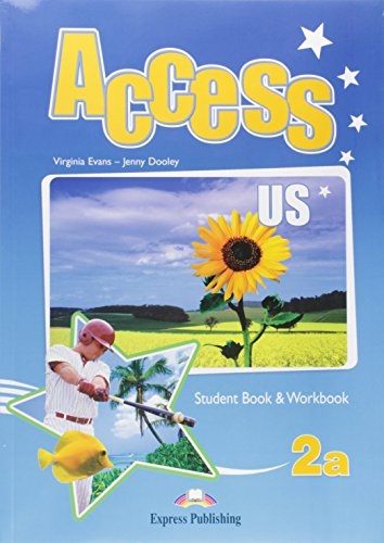 9781848625693: Access US 2a Student's Book & Workbook with Cd