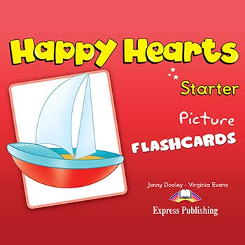9781848626409: Happy Hearts US Starter Picture Flashcards