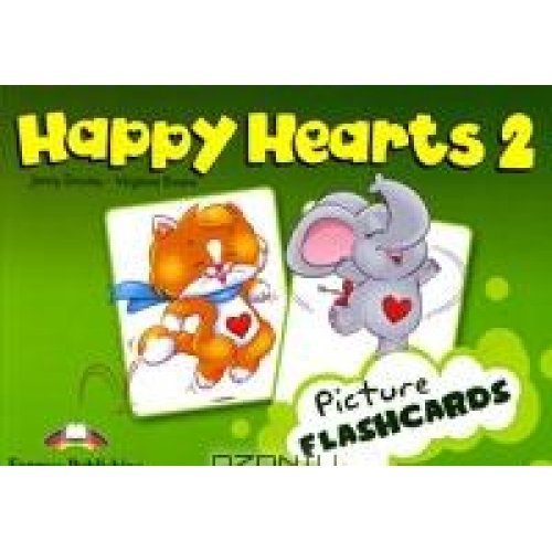 9781848626546: Happy Hearts US 2 Picture Flashcards