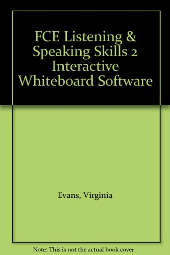 9781848626690: FCE Listening & Speaking Skills 2 Interactive