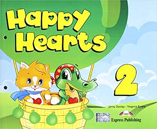 9781848627208: Pack Happy Hearts 2. Student's Pack. EI 5