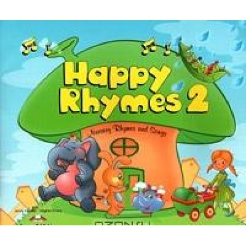 9781848627406: Happy Rhymes 2 Big Story Book (international)
