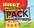 9781848629257: Happy Hearts Starter Pupils Pack