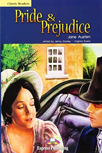 Pride & Prejudice Set with Audio CD's (1848629494) by Virginia Evans; Jenny Dooley