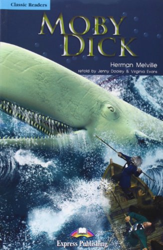9781848629530: Moby Dick Set with Audio CD