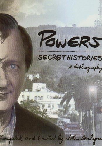 POWERS: SECRET HISTORIES: Berlyne, John, and Tim Powers.