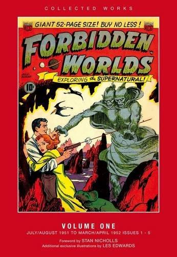 ACG: Forbidden Worlds, Vol. 1: Stan Nicholls - FIRST PRINTING NEW & UNREAD