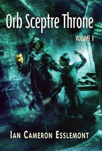 9781848633117: Orb Sceptre Throne [signed slipcase]