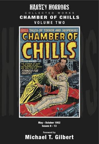 9781848633162: Chamber of Chills: Volume 2: Harvey Horrors Collected Works