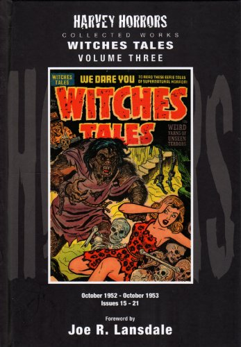 9781848635050: Witches Tales: No.3: Harvey Horrors Collected Works