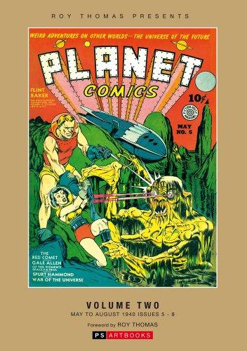 PLANET COMICS VOLUME 2: Thomas, Roy; et. al.
