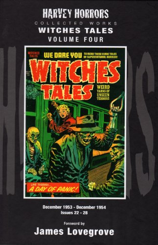 9781848635180: Witches Tales: # 4: Harvey Horrors Collected Works