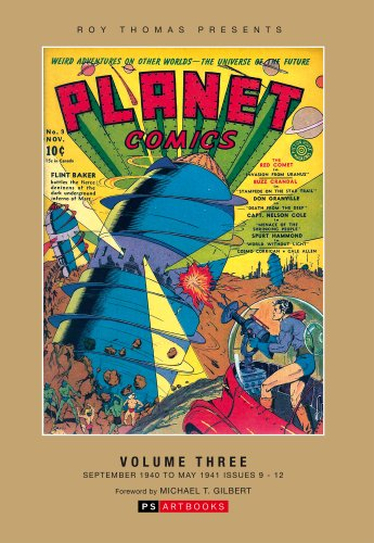 PLANET COMICS VOLUME 3: Gilbert, Michael T.; et. al.