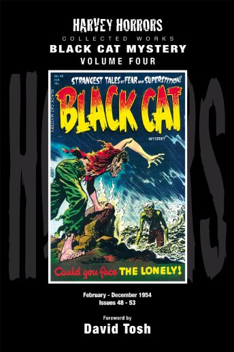 BLACK CAT MYSTERY VOLUME 4: Tosh, David; et. al.