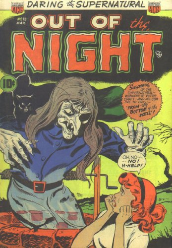 Out of The Night Volume 3 Slipcase Edition American Comics Group Collected Works: Various