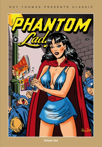 Roy Thomas Presents Classic Phantom Lady Vol. 1 Collected Works