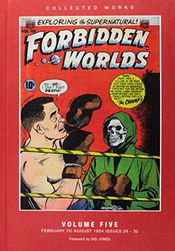 ACG Collected Works - Forbidden Worlds - Volume Five: Sid Jones