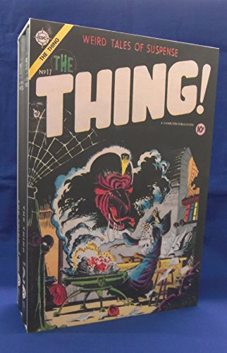 9781848636620: Pre Code Classics Selected Works The Thing Slipcase Edition with Volumes 1 and 2