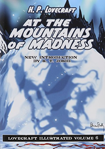 9781848637368: Lovecraft Illustrated Volume 6 - At The Mountains of Madness