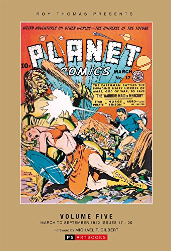 9781848638334: Roy Thomas Presents Planet Comics Vol. 5