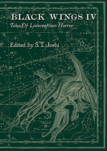 9781848638785: Black Wings IV - New Tales of Lovecraftian Horror [Signed Slipcased ED.]