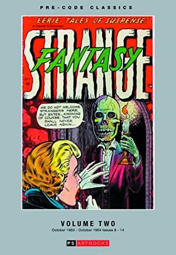 Strange Fantasy - Volume Two - Bookshop Edition
