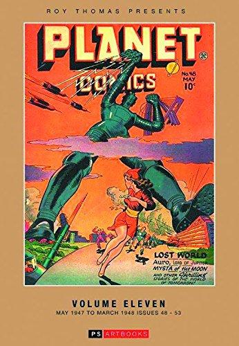 Planet Comics - Volume Eleven - Bookshop Edition