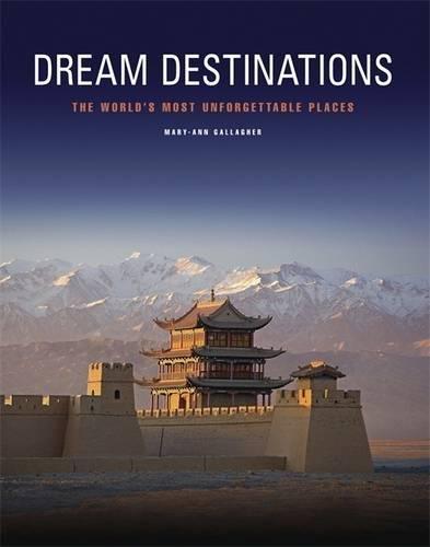9781848660519: Dream Destinations: 50 unforgettable travel experiences