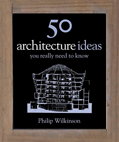 9781848660656: 50 Architecture Ideas You Really Need to Know (50 Ideas You Really Need to Know)